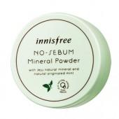 Innisfree 礦物薄荷細緻毛孔控油防汗粉 5 g